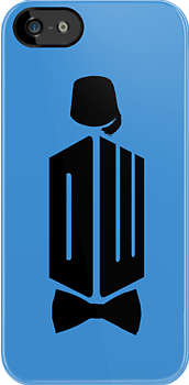 Doctor Who - Fez and Bowtie by Frazer Varney