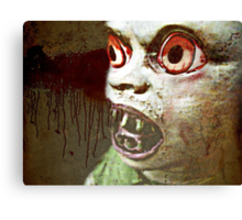 Let Me Introduce You to my Little Friend Canvas Print