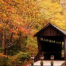Pisgah Covered Bridge by Sandy Woolard