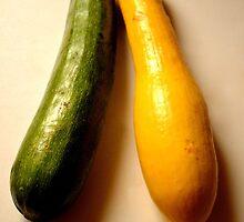 Zucchini & Squash  by DearMsWildOne