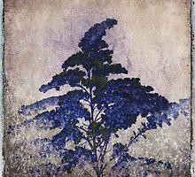 BLUE Goldenrod by Rene Hales