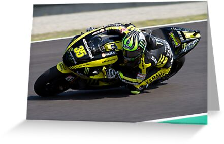Cal Crutchlow in Mugello 2011 by corsefoto