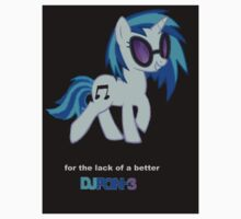 For The Lack Of A Better DJ by legolocoguy