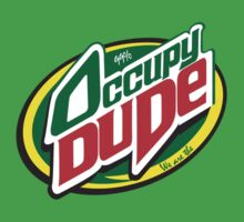 Occupy Dude by BT-PopTee
