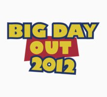 Big Day Out Toy Story Style by Chris Stokes