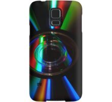 CD Colors Samsung Galaxy Case/Skin