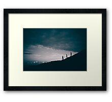 Giant's Causeway Framed Print