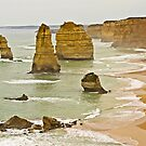 Twelve Apostles - Great Ocean Road by TonyCrehan