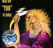 contest image (avatar) who are you to judge by Elisabeth Dubois