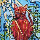 Catnip Cat by fesseldreg