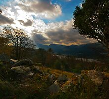 Snowdonia, North Wales by Ciaran Sidwell