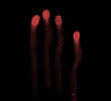 blood prints by G3no