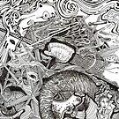Magic Dragon by Sally O'Dell