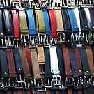 Belts by Rae Tucker