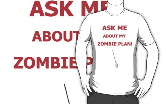 Zombie Plan by theweirdo666