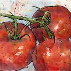 Tomatoes Three by RandyC