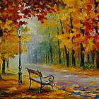 TIME TO LOVE - LEONID AFREMOV by Leonid  Afremov