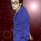 The Tenth Doctor by Simon Brett