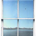 Window Art 1 - Scottish Loch by Michael Murray