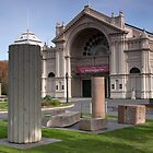 Exhibition Buildings - Melbourne by pbclarke