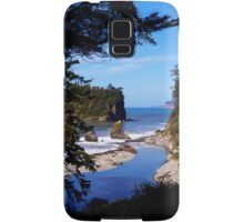 ruby beach, washington, usa iphone Samsung Galaxy Case/Skin