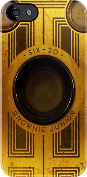 Brownie Junior Case by Ron Hannah