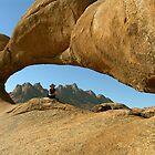 Austin Stevens' Scenic Namibia by Austin Stevens