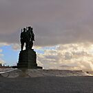 Commando Memorial by Chuck Zacharias