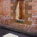 Window - Port Arthur by pbclarke
