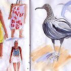 Mexican Sketchbook 2011 by Adrian Symes