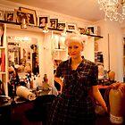 Apprentice to Broadway Wig Master I by Jane Valentine