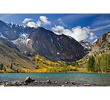 Parker Lake, CA, USA Photographic Print