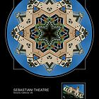 THE SEBASTIANI THEATRE, SONOMA CA. by PhotoIMAGINED