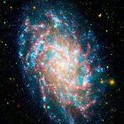 Pinwheel Galaxy by SOIL