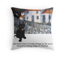 Jack Coble 6 Throw Pillow