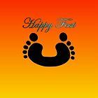 Happy Feet ☺ by ALIANATOR