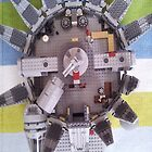 lego enterprise by YourHum