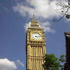 Big Ben Two by Adzee