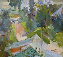 Study 10 by Ekaterina Menkova