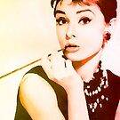 AUDREY HEPBURN by Terry Collett