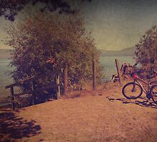 A Ride Down to the Lake by Laurie Search