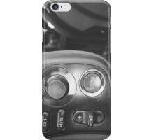 start your engine - 2  iPhone Case/Skin