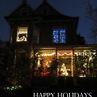 Happy Holidays by teresalynwillis