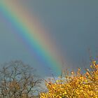 End of the Rainbow by Artberry