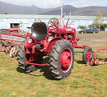 Hobart Show Vintage Machinery - No 11 Calendar 2012 by PaulWJewell