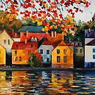 WHERE I GROW UP - LEONID AFREMOV by Leonid  Afremov