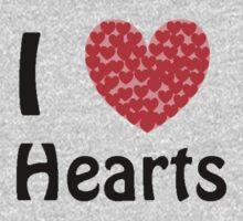 I <3 Hearts Kids Clothes
