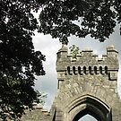 Entrance to Lews Castle Grounds, Stornoway, Western Isles by BlueMoonRose