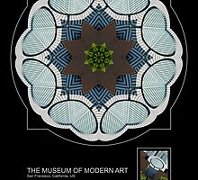 THE MUSEUM OF MODERN ART, SAN FRANCISCO by PhotoIMAGINED