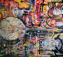 The Brain Painting by trand07